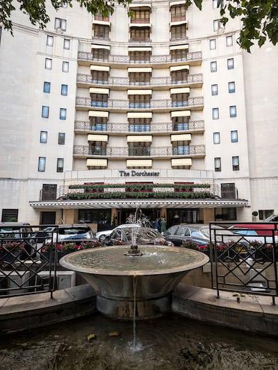 The Dorchester Hotel, Mayfair, London